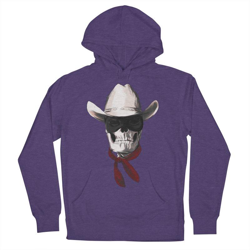 The Bone Ranger Men's Pullover Hoody by Matthew, Mark, Luke, & John's Artist Shop