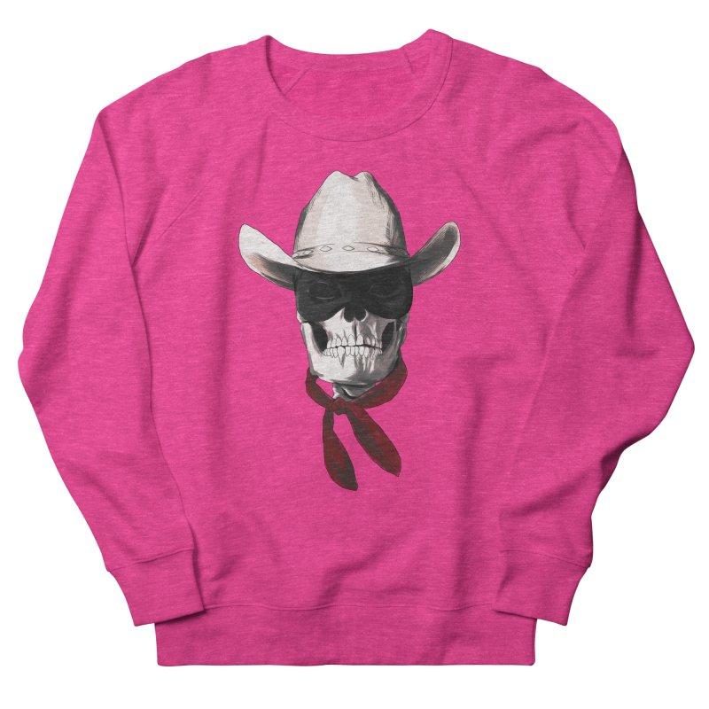 The Bone Ranger Women's Sweatshirt by Matthew, Mark, Luke, & John's Artist Shop