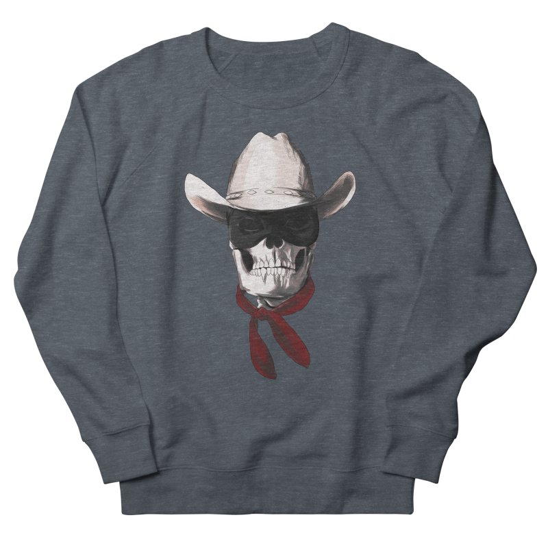 The Bone Ranger Men's Sweatshirt by Matthew, Mark, Luke, & John's Artist Shop