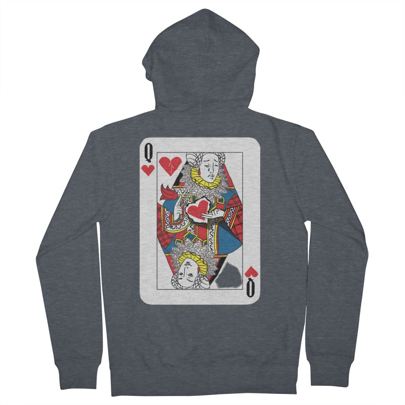 Love Yourself Men's Zip-Up Hoody by Matthew, Mark, Luke, & John's Artist Shop