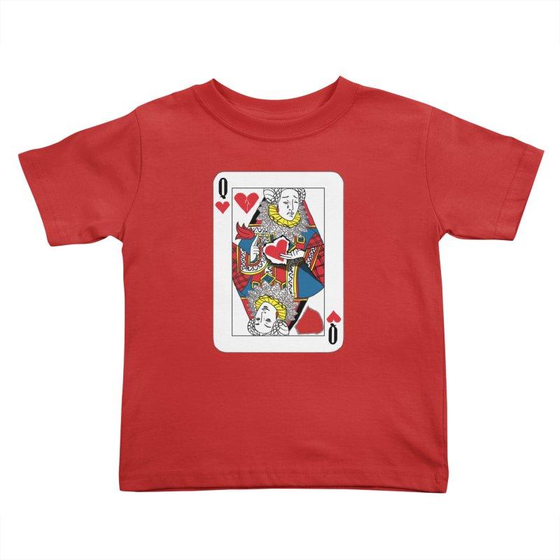 Love Yourself Kids Toddler T-Shirt by Matthew, Mark, Luke, & John's Artist Shop