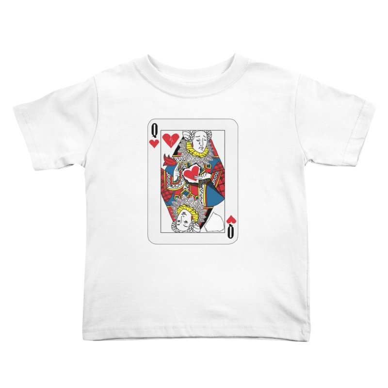 Love Yourself Kids Toddler T-Shirt by Matthew, Mark, Luke, & John's Artist Shop