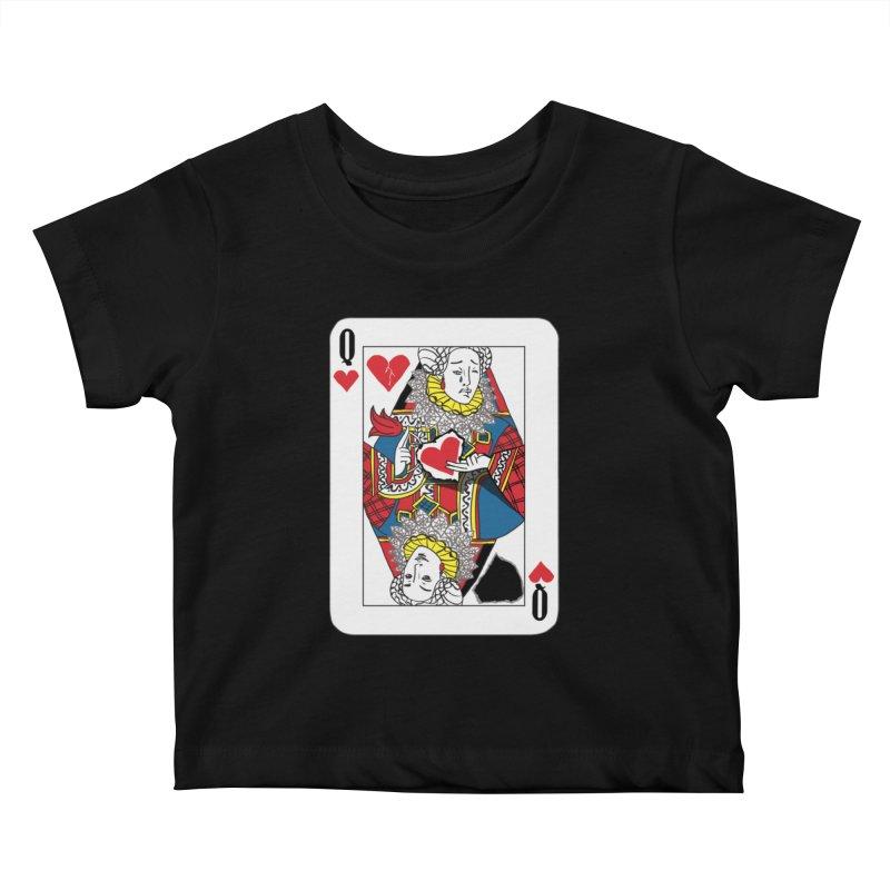 Love Yourself Kids Baby T-Shirt by Matthew, Mark, Luke, & John's Artist Shop