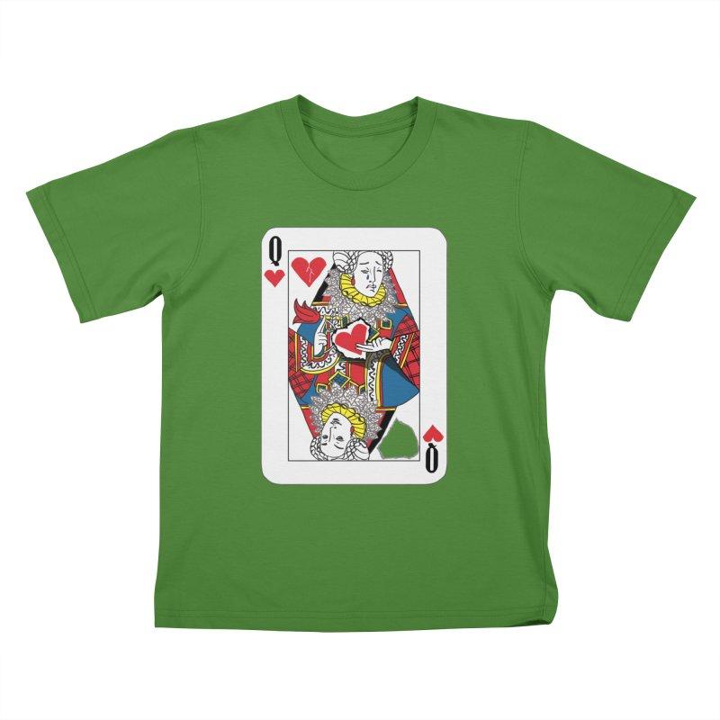 Love Yourself Kids T-shirt by Matthew, Mark, Luke, & John's Artist Shop