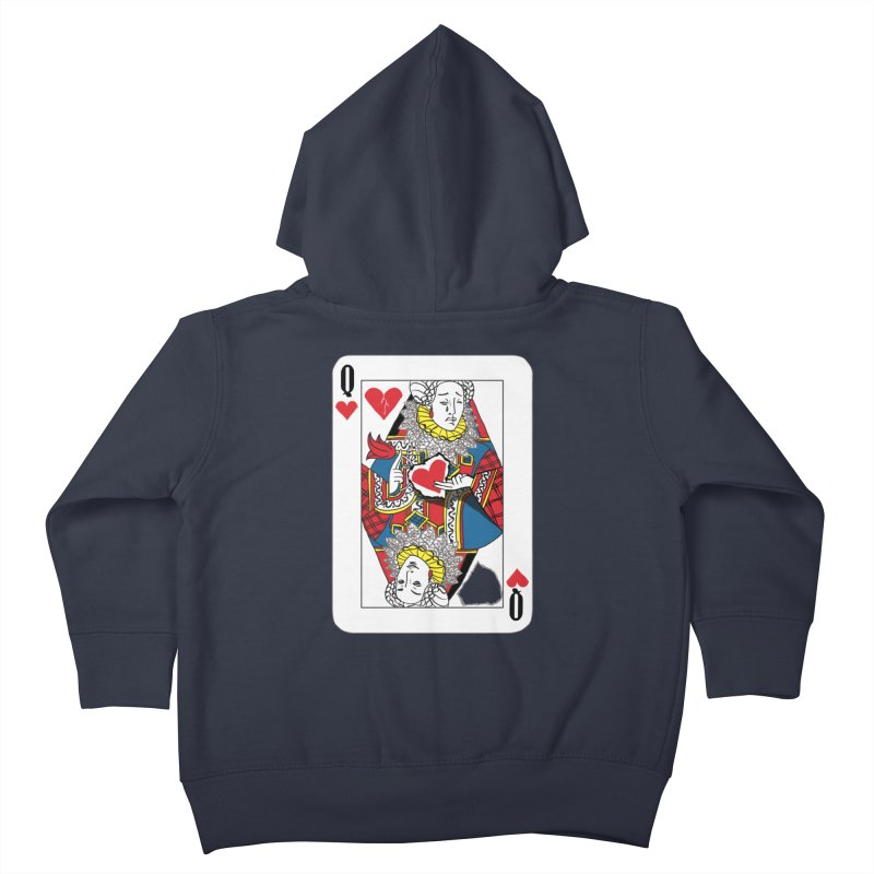 Love Yourself Kids Toddler Zip-Up Hoody by Matthew, Mark, Luke, & John's Artist Shop