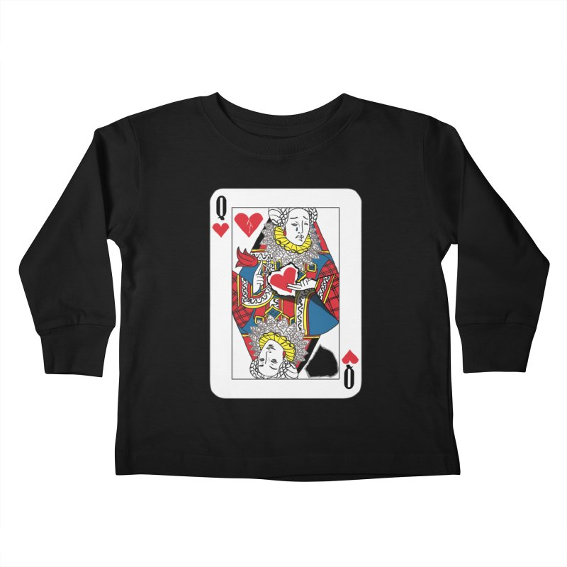 Love Yourself Kids Toddler Longsleeve T-Shirt by Matthew, Mark, Luke, & John's Artist Shop