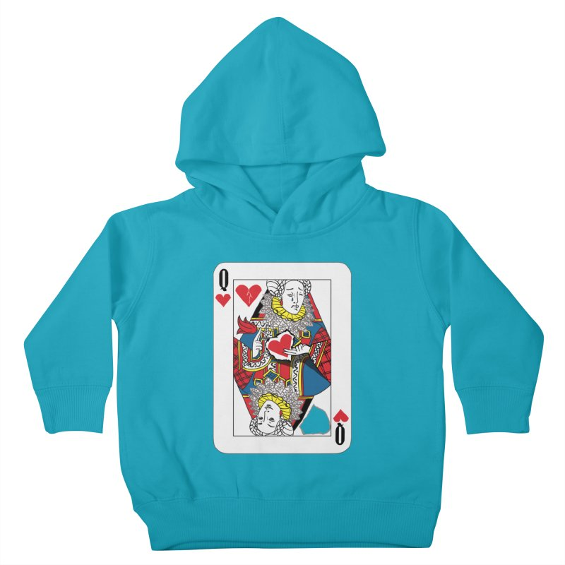 Love Yourself Kids Toddler Pullover Hoody by Matthew, Mark, Luke, & John's Artist Shop