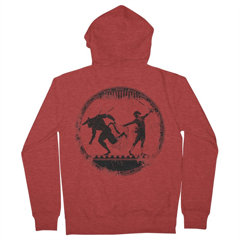 Ole! Men's Zip-Up Hoody by Matthew, Mark, Luke, & John's Artist Shop