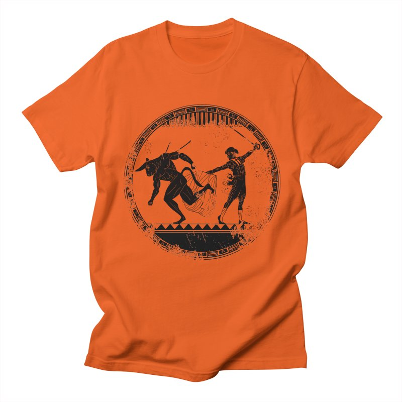 Ole! Men's T-Shirt by Matthew, Mark, Luke, & John's Artist Shop