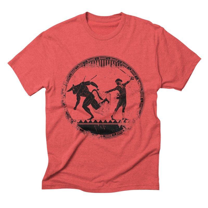 Ole! Men's Triblend T-Shirt by Matthew, Mark, Luke, & John's Artist Shop