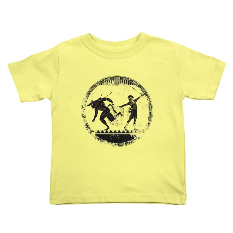 Ole! Kids Toddler T-Shirt by Matthew, Mark, Luke, & John's Artist Shop