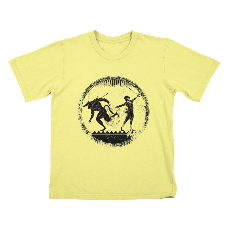 Ole! Kids T-shirt by Matthew, Mark, Luke, & John's Artist Shop