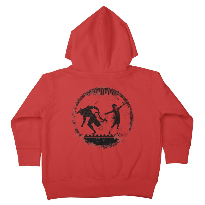 Ole! Kids Toddler Zip-Up Hoody by Matthew, Mark, Luke, & John's Artist Shop
