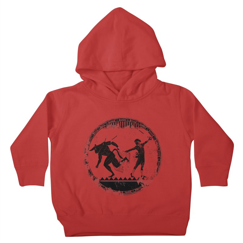 Ole! Kids Toddler Pullover Hoody by Matthew, Mark, Luke, & John's Artist Shop