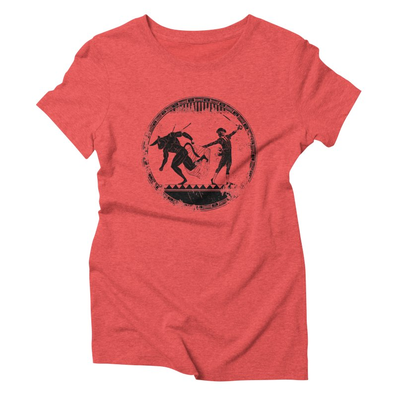 Ole! Women's Triblend T-shirt by Matthew, Mark, Luke, & John's Artist Shop