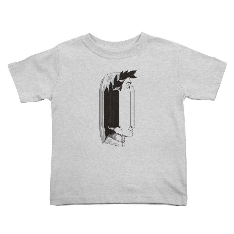 Dan56K Kids Toddler T-Shirt by Matthew, Mark, Luke, & John's Artist Shop