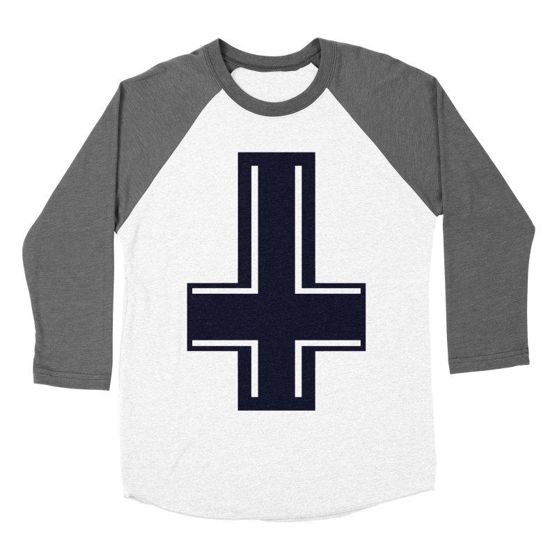 Pietro Women's Baseball Triblend T-Shirt by Matthew, Mark, Luke, & John's Artist Shop