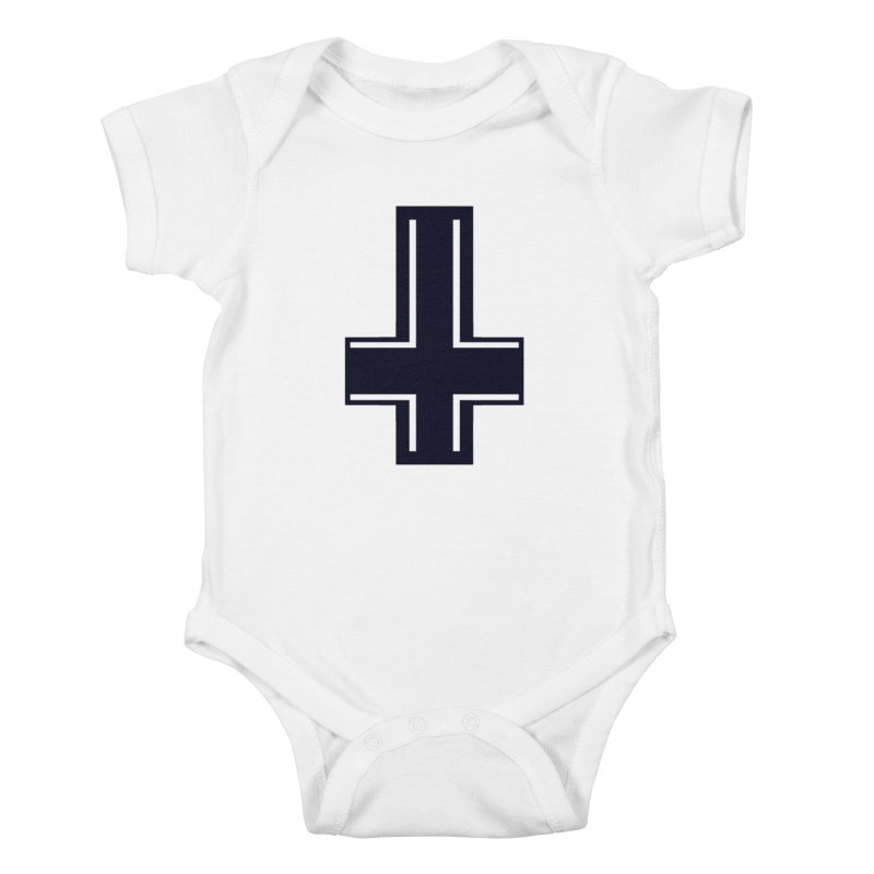 Pietro Kids Baby Bodysuit by Matthew, Mark, Luke, & John's Artist Shop