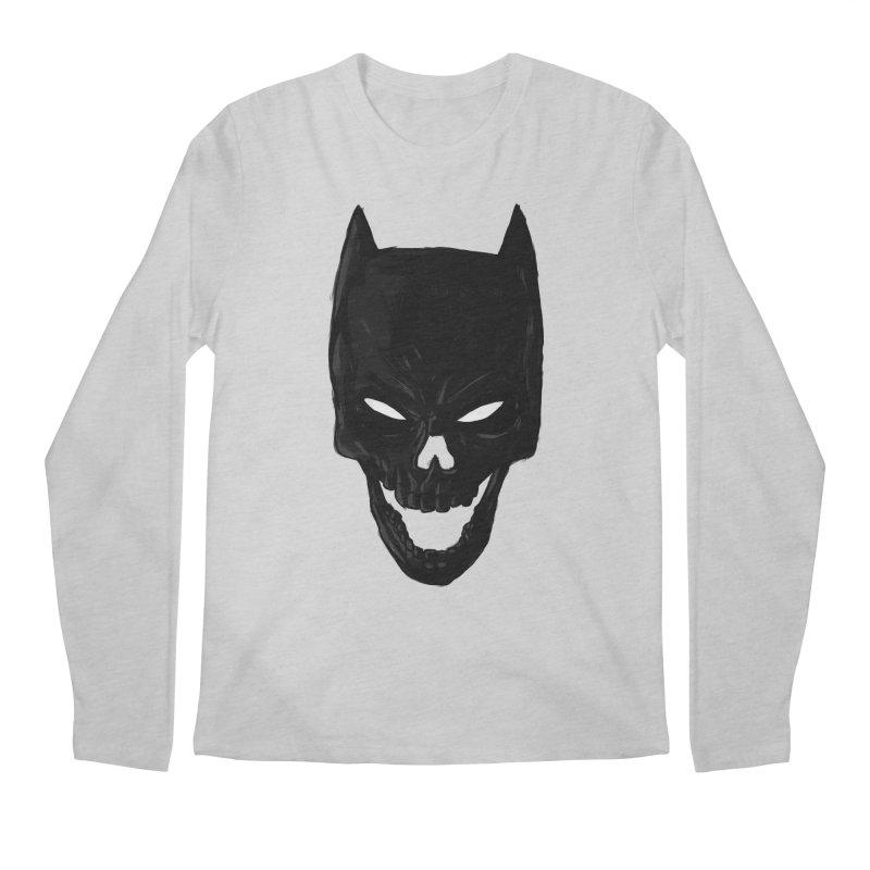 The Dark Wight Men's Longsleeve T-Shirt by Matthew, Mark, Luke, & John's Artist Shop