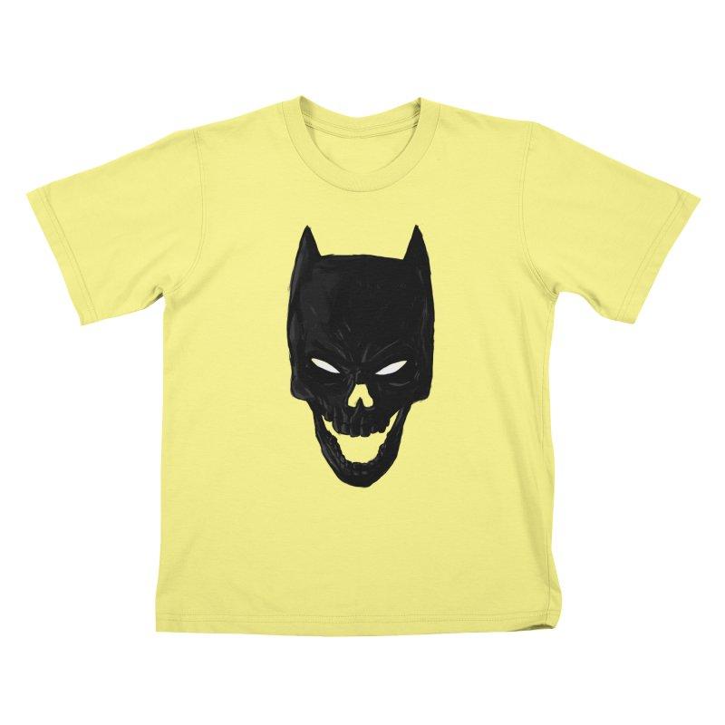 The Dark Wight Kids T-shirt by Matthew, Mark, Luke, & John's Artist Shop