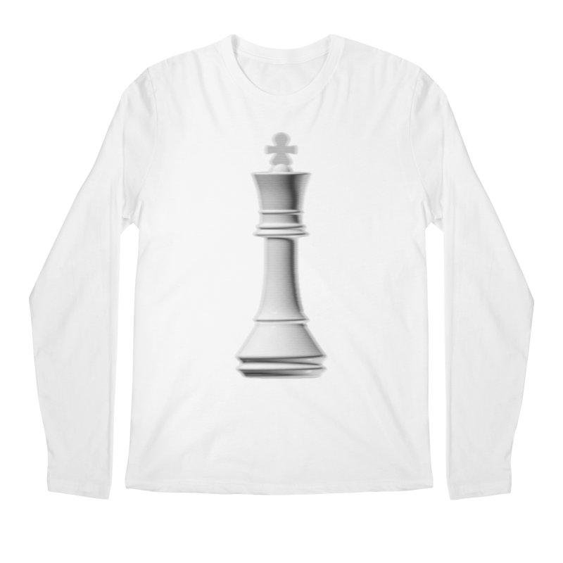 Three Kings: Pearl Men's Longsleeve T-Shirt by Matthew, Mark, Luke, & John's Artist Shop