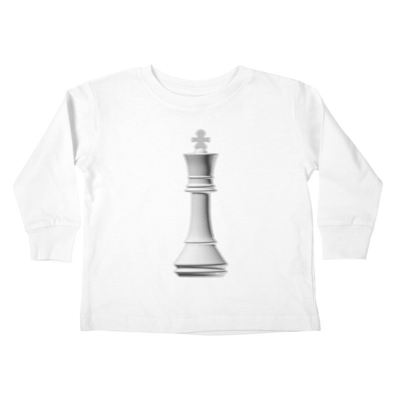 Three Kings: Pearl Kids Toddler Longsleeve T-Shirt by Matthew, Mark, Luke, & John's Artist Shop