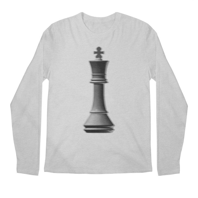 Three Kings: Smoke Men's Longsleeve T-Shirt by Matthew, Mark, Luke, & John's Artist Shop
