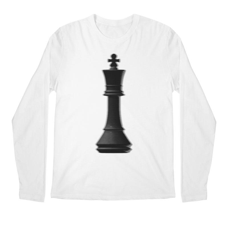 Three Kings: Onyx Men's Longsleeve T-Shirt by Matthew, Mark, Luke, & John's Artist Shop