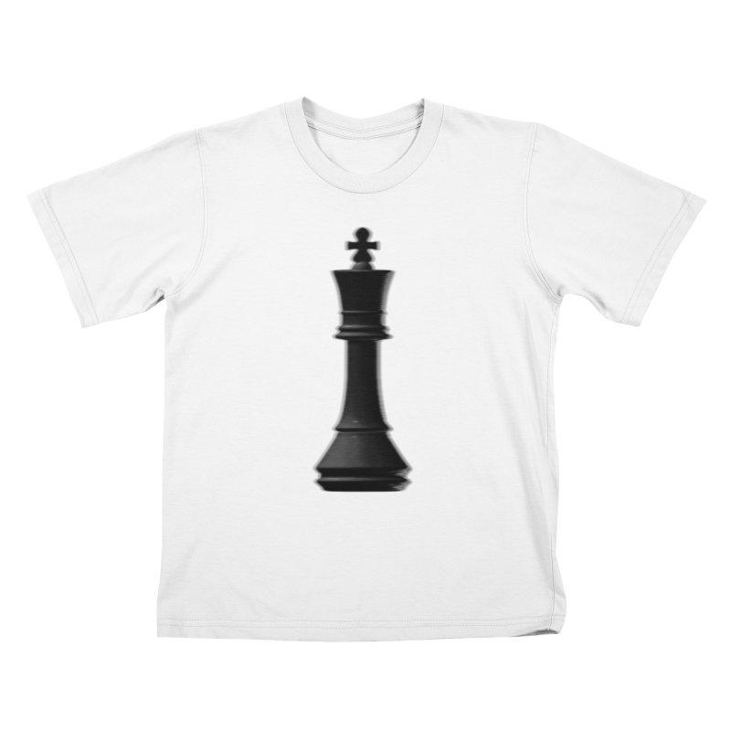 Three Kings: Onyx Kids T-Shirt by Matthew, Mark, Luke, & John's Artist Shop