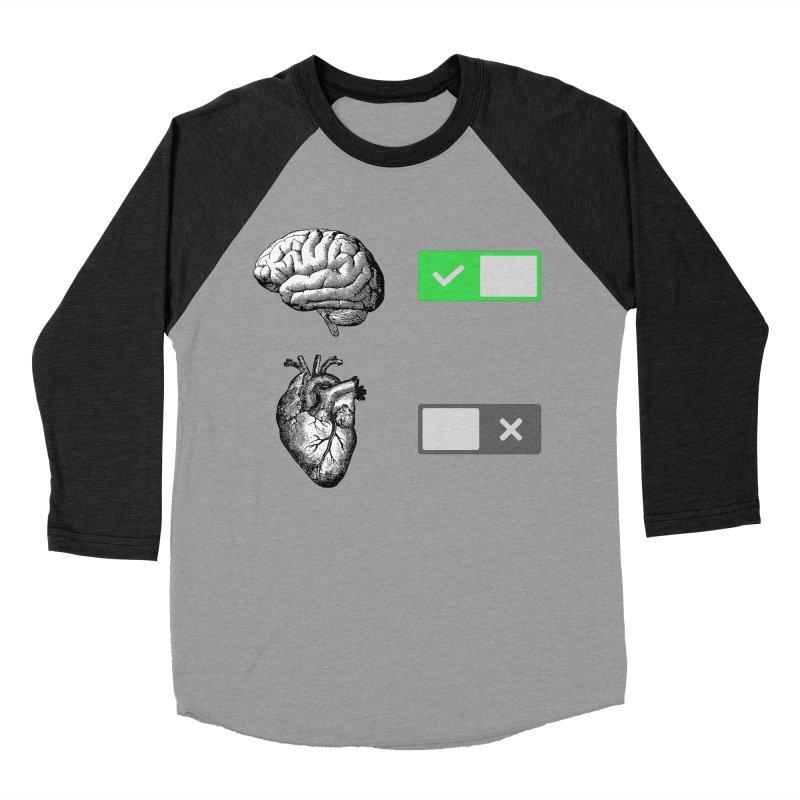Sense or Sensibility - Part 1 Men's Baseball Triblend T-Shirt by Matthew, Mark, Luke, & John's Artist Shop