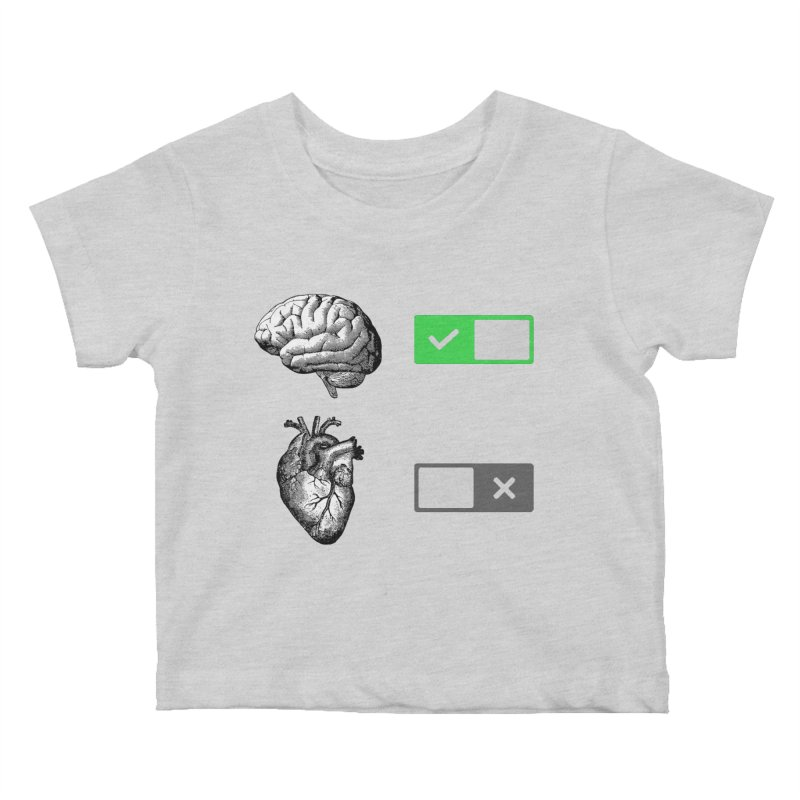Sense or Sensibility - Part 1 Kids Baby T-Shirt by Matthew, Mark, Luke, & John's Artist Shop