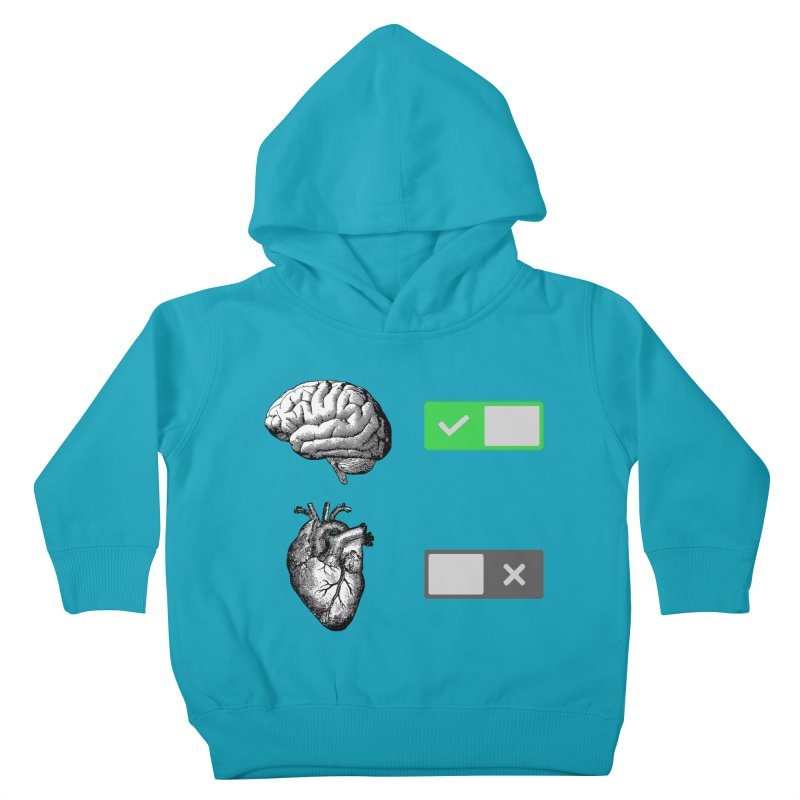 Sense or Sensibility - Part 1 Kids Toddler Pullover Hoody by Matthew, Mark, Luke, & John's Artist Shop
