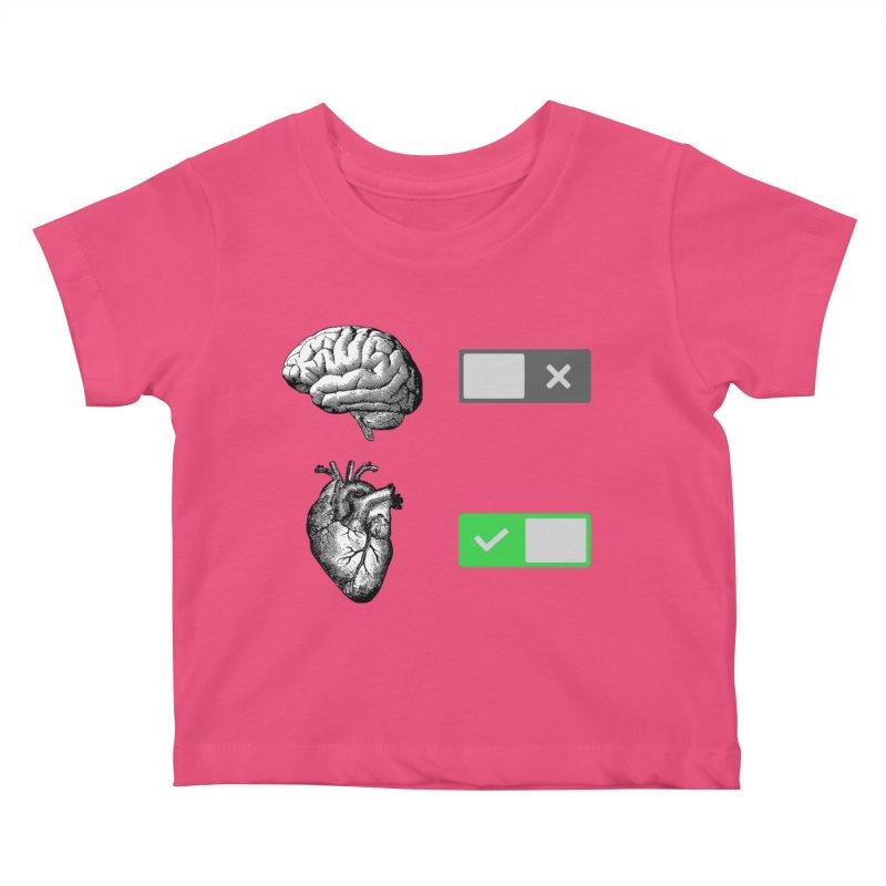 Sense or Sensibility - Part 2 Kids Baby T-Shirt by Matthew, Mark, Luke, & John's Artist Shop