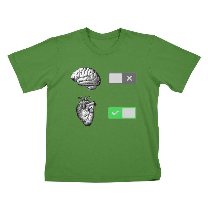 Sense or Sensibility - Part 2 Kids T-Shirt by Matthew, Mark, Luke, & John's Artist Shop