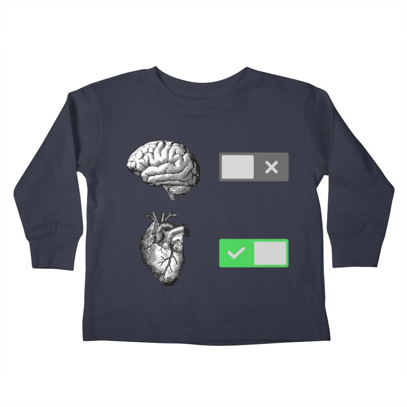 Sense or Sensibility - Part 2 Kids Toddler Longsleeve T-Shirt by Matthew, Mark, Luke, & John's Artist Shop
