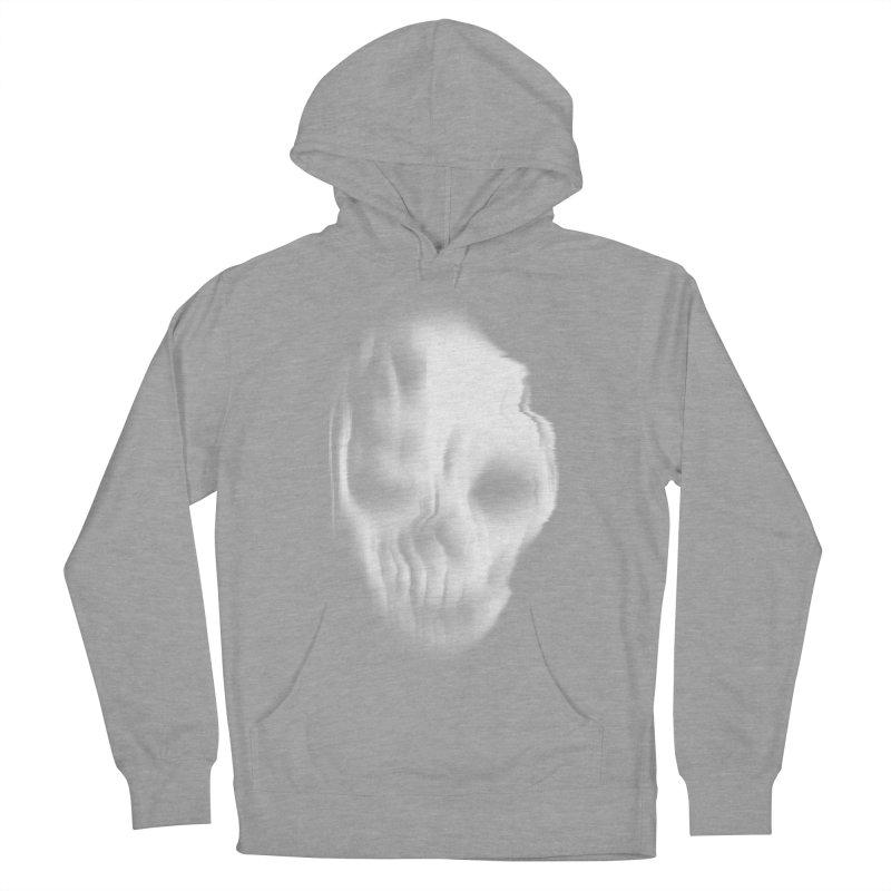 Blurred Skullines II Men's Pullover Hoody by Matthew, Mark, Luke, & John's Artist Shop