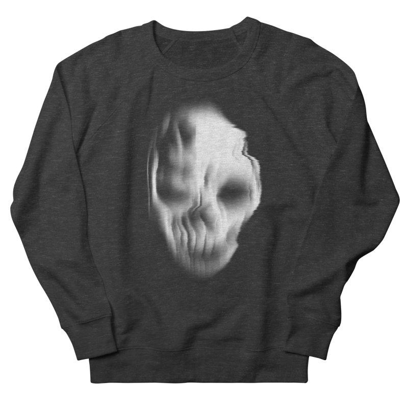 Blurred Skullines II Women's Sweatshirt by Matthew, Mark, Luke, & John's Artist Shop
