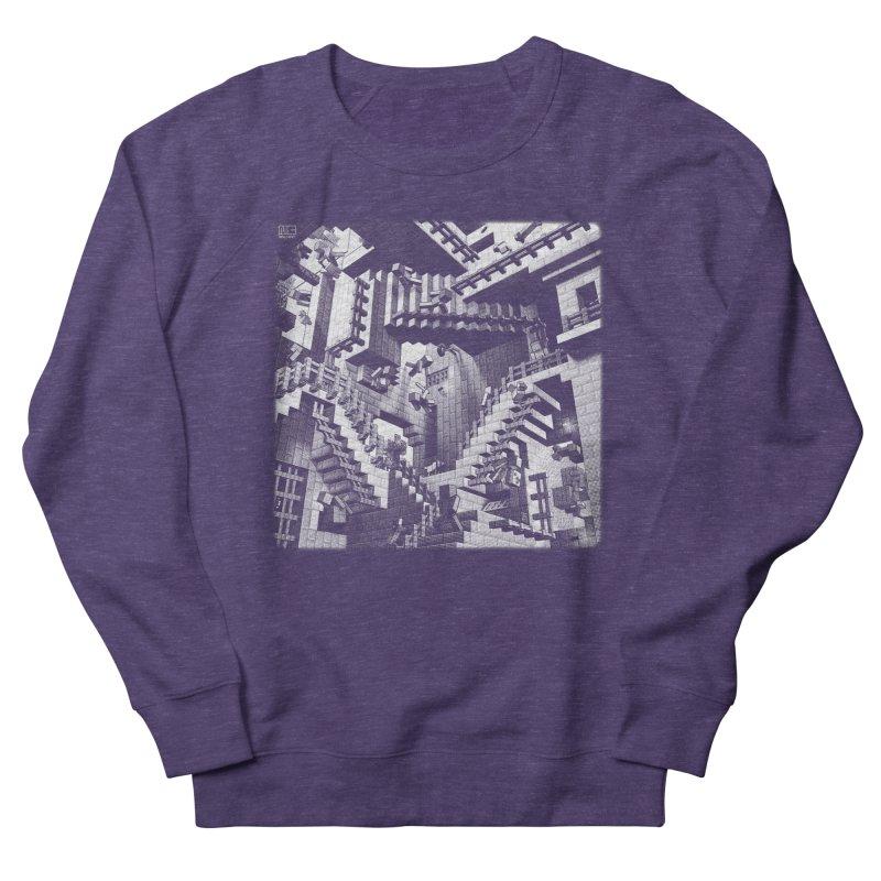 Building the Improbable Women's Sweatshirt by Matthew Schindler's Shop