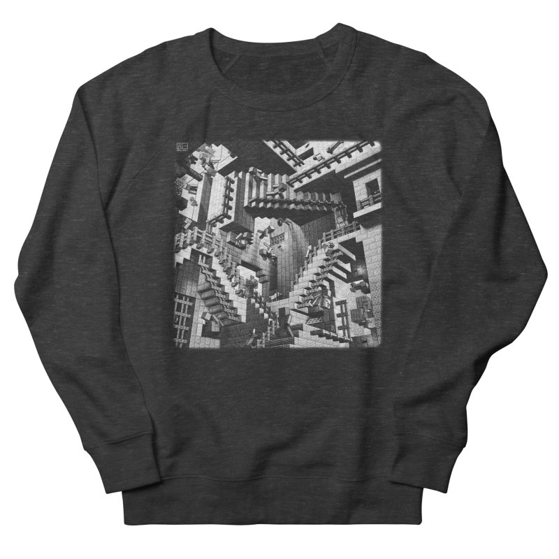 Building the Improbable Men's Sweatshirt by Matthew Schindler's Shop