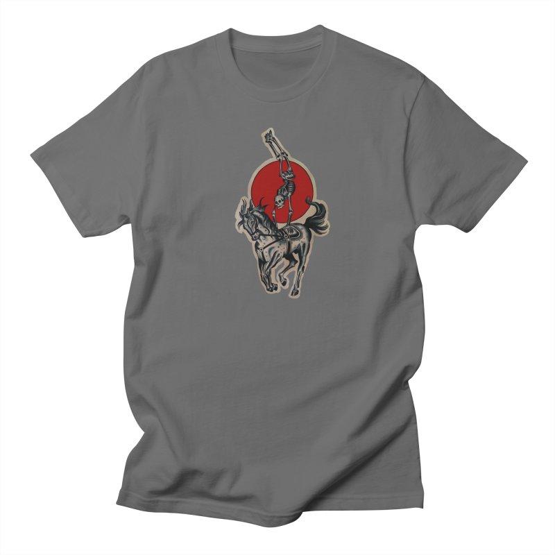 Death Circus - painted by Matt Howse Men's T-Shirt by Matt Howse's Artist Shop