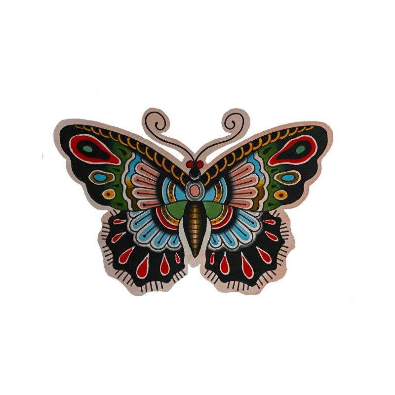 Butterfly - Matt Howse Women's Scoop Neck by Matt Howse's Artist Shop