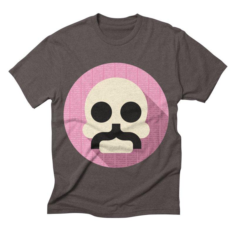 Codead Men's Triblend T-shirt by Mattias Lundblad