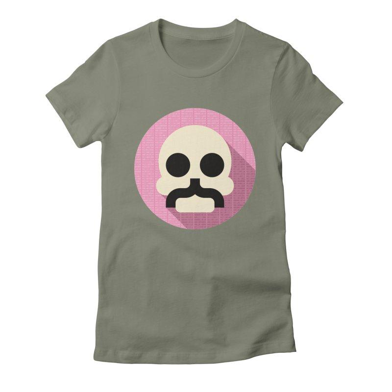 Codead Women's Fitted T-Shirt by Mattias Lundblad