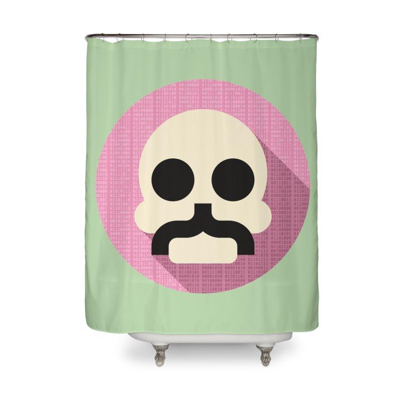 Codead Home Shower Curtain by Mattias Lundblad