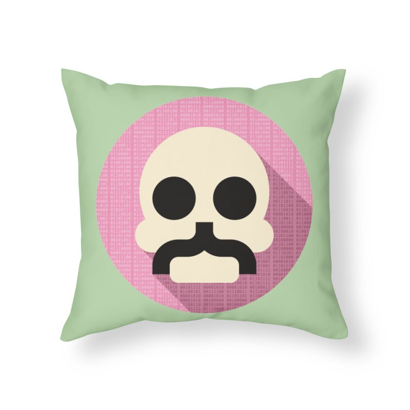 Codead Home Throw Pillow by Mattias Lundblad