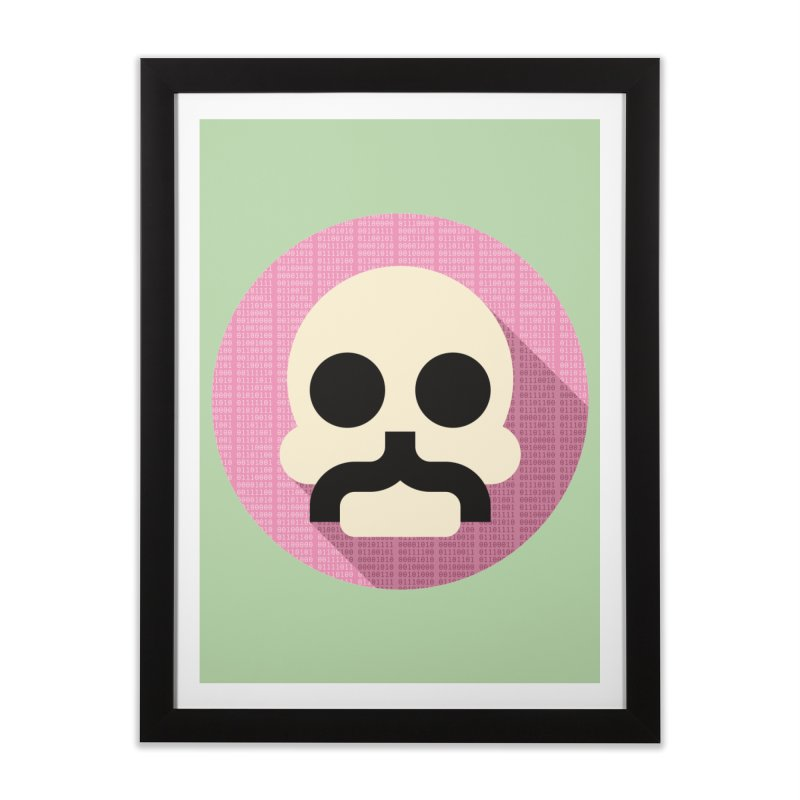 Codead Home Framed Fine Art Print by Mattias Lundblad