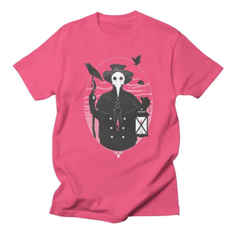 Il Dottore Men's T-shirt by Mattias Lundblad