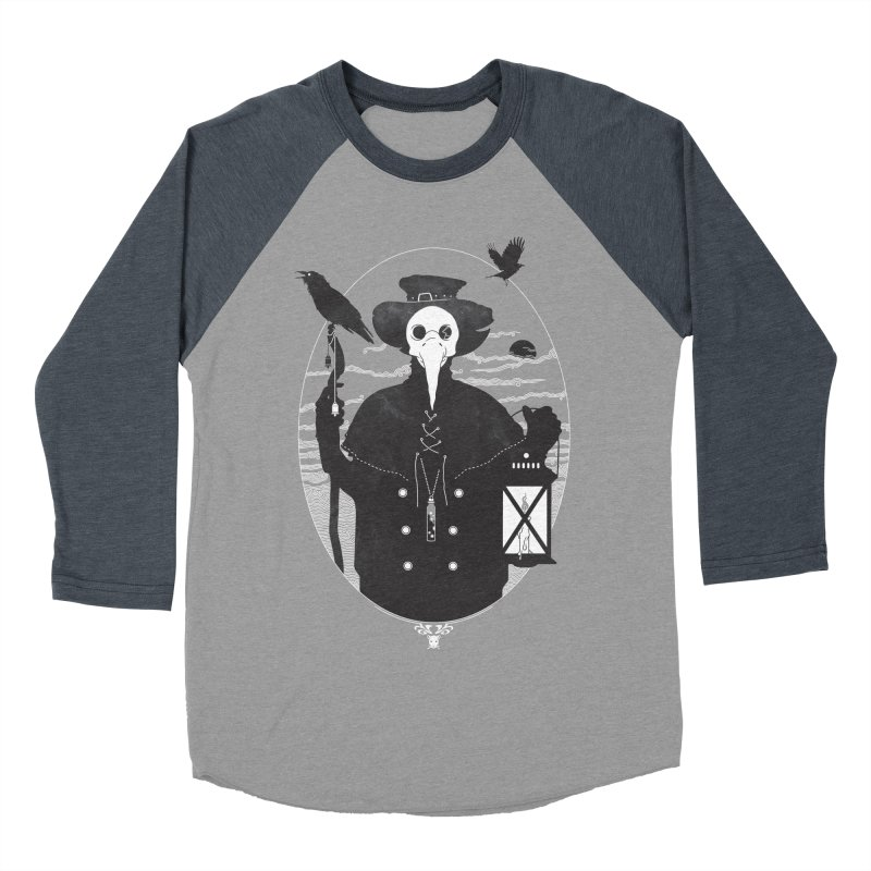 Il Dottore Women's Baseball Triblend T-Shirt by Mattias Lundblad