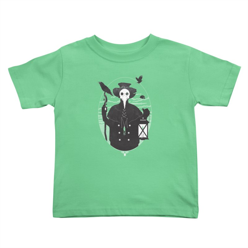 Il Dottore Kids Toddler T-Shirt by Mattias Lundblad