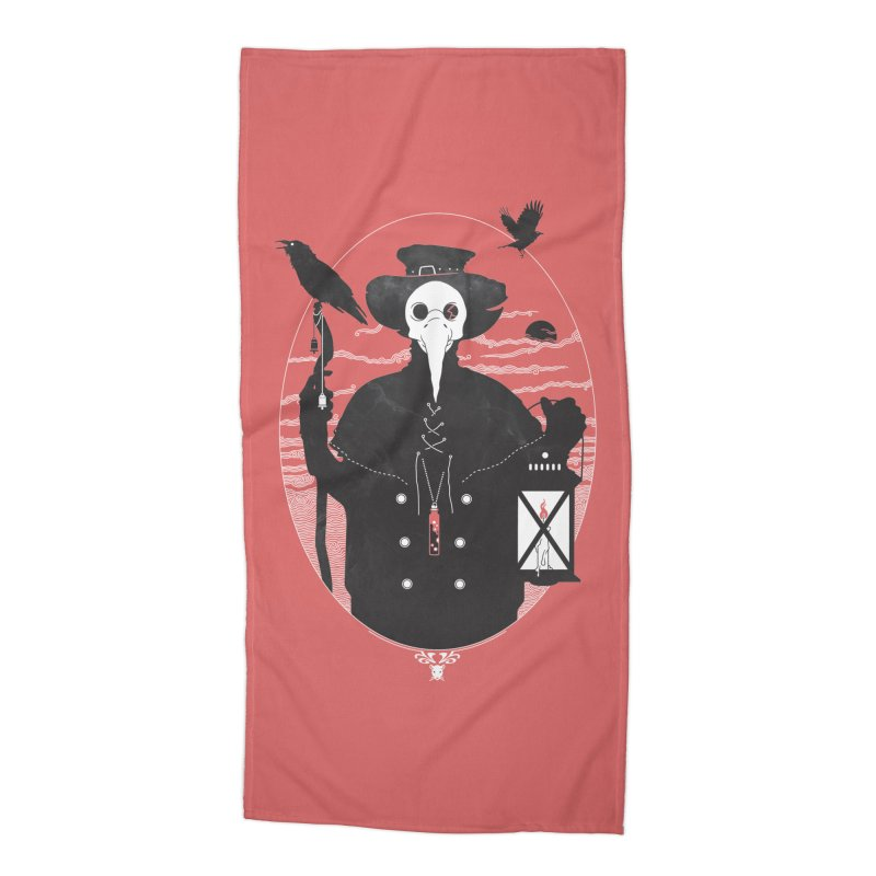 Il Dottore Accessories Beach Towel by Mattias Lundblad